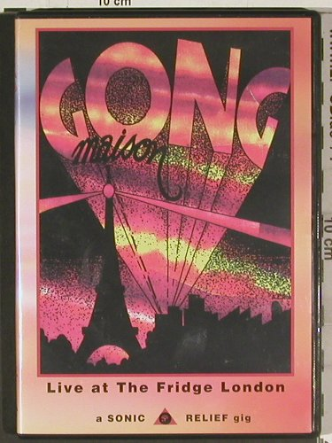 Gongmaison: Live at the Fridge, Live,No Booklet, Voiceprint(VPDVD7), UK, 2004 - DVD-V - 20211 - 7,50 Euro