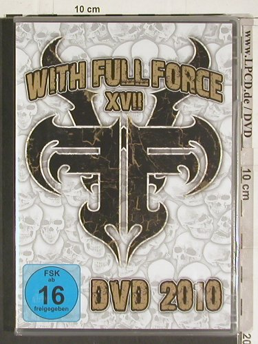 V.A.With Full Force XVII: Bloodwork..Heaven Shall Burn,FS-New, WithFullForce(WFF-DVD-2010), , 2010 - 2DVD-V - 20222 - 12,50 Euro