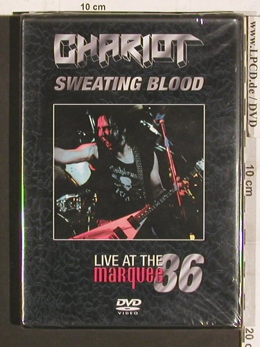 Chariot: Sweating Blood, Ab 18, FS-New, Majestic Rock(MAJDVD001), UK, 2004 - DVD - 20254 - 40,00 Euro