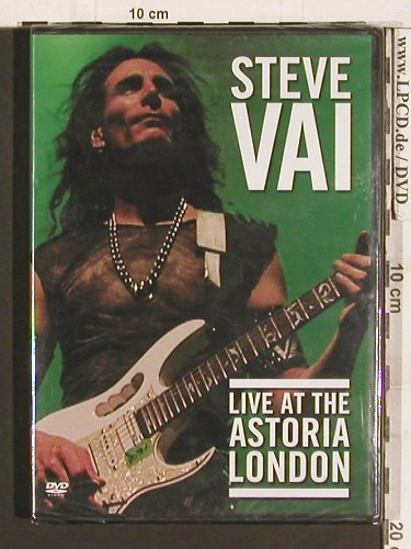 Vai,Steve: Live at the Astoria London, FS-New, Light Without Hat(FN2370-9), , 2003 - DVD - 20255 - 10,00 Euro