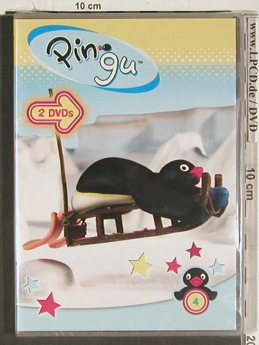 Pingu: Vol. 4 (1986), FS-New, HIT(), EU, 2009 - 2DVD-V - 20235 - 7,50 Euro