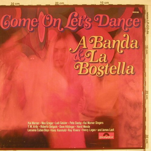 V.A.Come On And Dance: 56 Tr.,Box, Polyd.(2638 008), D,  - 2LP - B1811 - 6,00 Euro