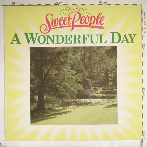 Sweet People: A Wonderful Day, Polydor(2311 112), D, 78 - LP - B2472 - 6,00 Euro