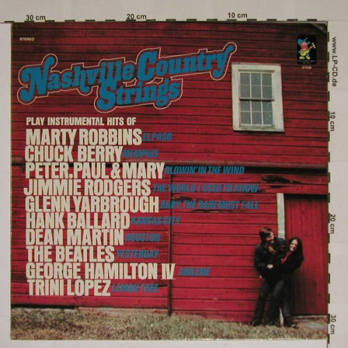 V.A.Nashville Country Strings: plays Instrumental Hits of, MountainD.(S7039), US,  - LP - B5363 - 5,00 Euro