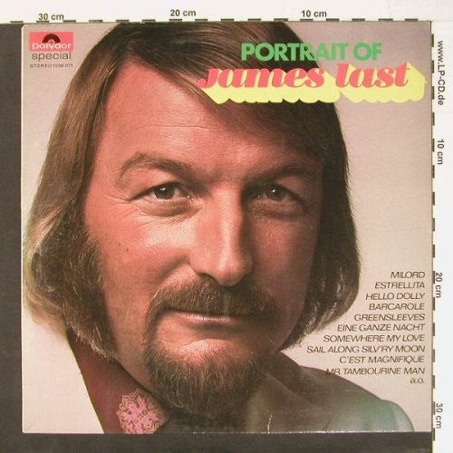 Last,James: Portrait Of, Polydor(1236 071), NL, 1966 - LP - C1043 - 6,50 Euro