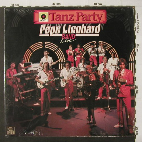 Lienhard Band,Pepe: Live - HörZu Tanz-Party, FS-New, Ariola(204 991-365), D, 1982 - LP - C3310 - 7,50 Euro