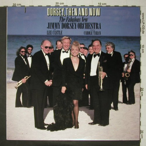 Dorsey Orch.,Tommy: Dorsey, Then and Now, co, Atlantic(81801-1), US, 1987 - LP - C5972 - 5,00 Euro