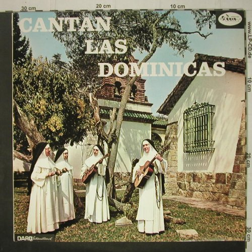 Las Dominicas: Cantan las Dominicas, Foc, Daro International(DI-1116), Colombia,  - LP - C6646 - 7,50 Euro