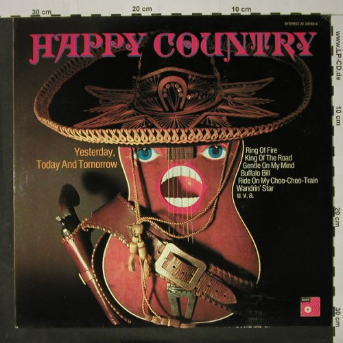 Happy Country: Same, BASF(20 29180-4), D, 1973 - LP - C8065 - 5,00 Euro