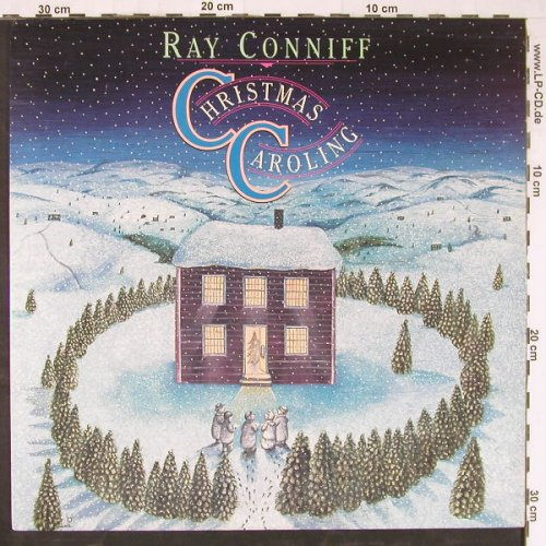 Conniff,Ray: Christmas Caroling, Columbia(PC 39470), US, 1984 - LP - E3143 - 5,00 Euro