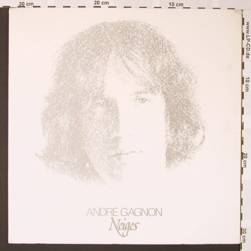 Gagnon,Andre: Neiges, Foc, London Phase 4(XSP-44252), CDN, 1974 - LP - E6802 - 7,50 Euro