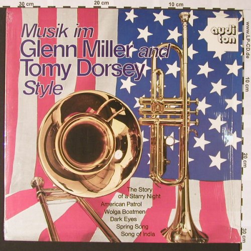 Reese,Heino and his Dance Orch.: Musik im Glenn Miller/Dorsey Style, Diamant(6.22699 AD), D, 1973 - LP - E6803 - 4,00 Euro