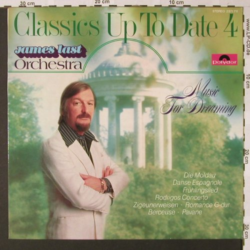Last,James: Classics Up To Date Vol.4, Polydor(2371 711), D, 1976 - LP - E7901 - 5,00 Euro