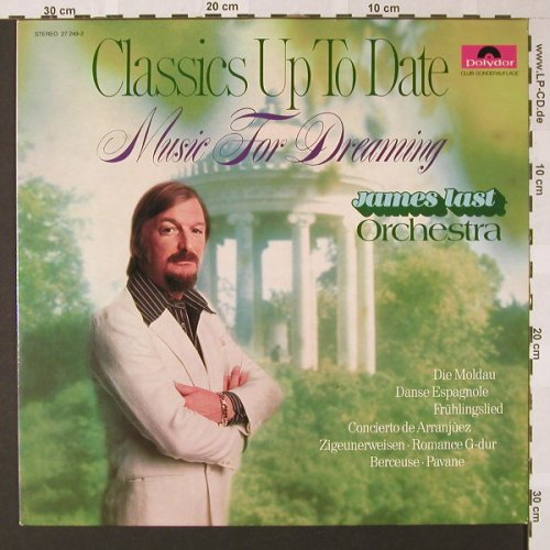Last,James: Music For Dreaming,DSC-Ed., Polydor(27 249-2), D, 1976 - LP - E8001 - 5,00 Euro