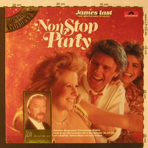 Last,James: Non Stop Party, Polydor(2437 994), D,  - LP - F4473 - 6,00 Euro