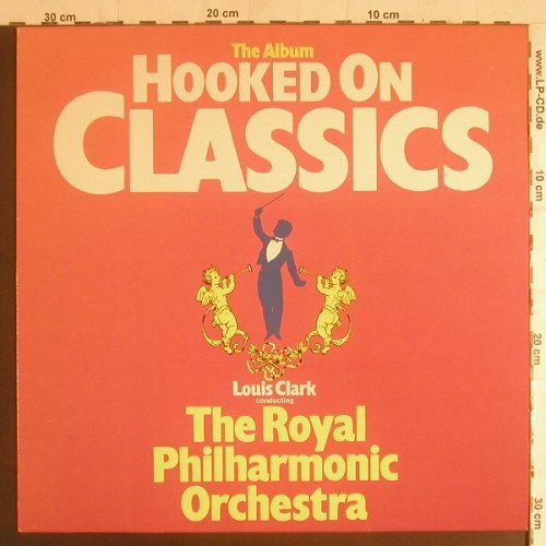 Royal Philharmonic Orch.: Hooked On Classics, Luis Clark, Telefunken(6.24950 AO), D, 1981 - LP - F5869 - 4,00 Euro