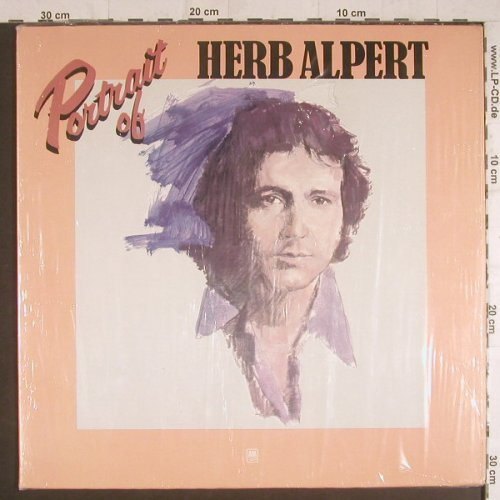 Alpert,Herb: Portrait Of, Foc, AM(87 339 XBT), D, 1973 - 2LP - F6062 - 9,00 Euro