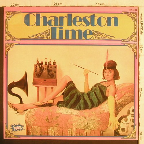 Webster's Charleston Band,Don: Charleston Time, HIT(ST 5125), D,  - LP - F6575 - 4,00 Euro