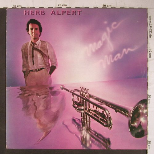 Alpert,Herb: Magic Man, AM(LK 63728), NL, 1981 - LP - F7535 - 5,00 Euro