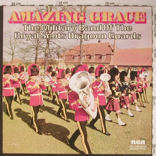 Military B.Royal Scots Dragoon G.: Amazing Grace, RCA(INTS 1386), D, 1972 - LP - F7656 - 4,00 Euro