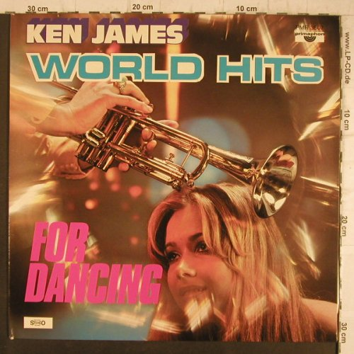 James,Ken: World Hits for Dancing, Primaphon(PMR 3507), D,  - LP - F8361 - 7,50 Euro