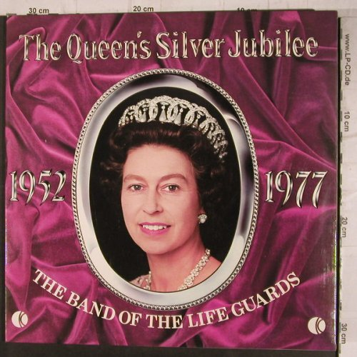 Band Of The Life Guards: The Queen' Silver Jubilee 1952-1977, K-tel(NE 963), UK, Foc, 1977 - LP - F8385 - 12,50 Euro