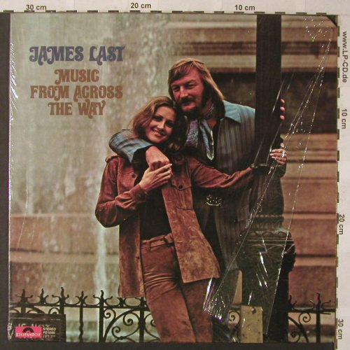 Last,James: Music From Across The Way, co, Polydor(PD 5505), US,  - LP - F873 - 7,50 Euro