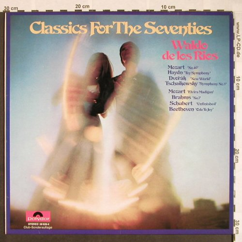 De Los Rios,Waldo: Classics For The Seventies, Polydor(28 629-4), D,ClubSond, 1971 - LP - F9699 - 5,50 Euro