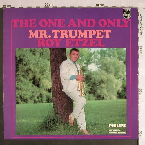 Etzel,Roy: The One And Only Mr.Trumpet, Philips(843 980 PY), D,  - LP - H1426 - 5,00 Euro