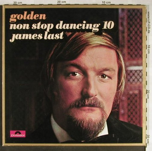 Last,James: Golden Non Stop Dancing 10, Box, Polydor(2371 014), D, 1970 - LP - H2022 - 6,50 Euro