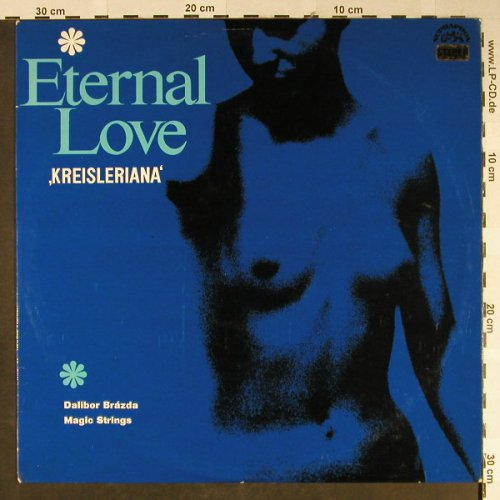 Brazda,Dalibor - Magic Strings: Eternal Love - Kreisleriana, Supraphon(SUA ST 50899), CZ, 1968 - LP - H2243 - 7,50 Euro