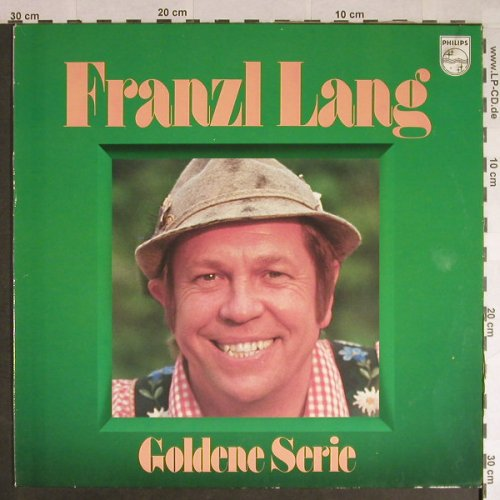 Lang,Franzl: Goldene Serie, Club Edition, Philips(38 695 3), D, 1979 - LP - H253 - 4,00 Euro