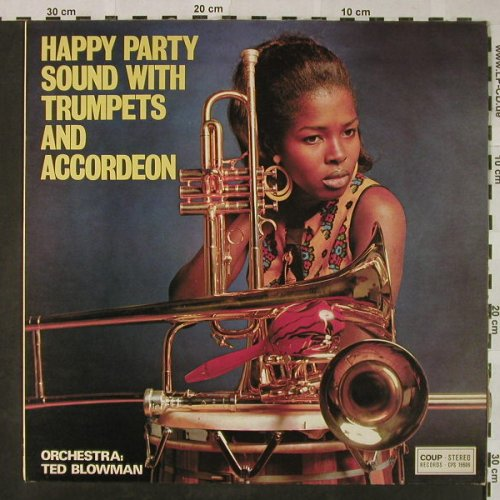 Blowman,Ted - Orchestra: Happy Party Sound w.Trumpets..., Coup(CPS 15609), D,  - LP - H4763 - 5,00 Euro