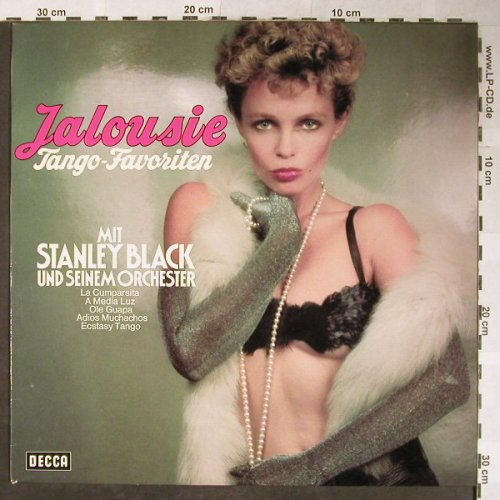 Black,Stanley: Jalousie - Tango-Favoriten, Decca(ND 872), D,  - LP - H5358 - 6,00 Euro