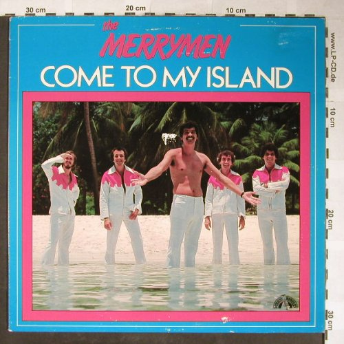 Merryman: Come to my Island, m-/vg+, Dureco Benelux(77020), , 1982 - LP - H5534 - 4,00 Euro