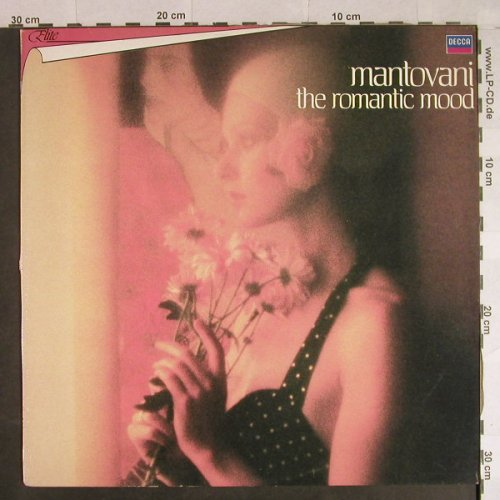 Mantovani: The Romantic Mood, Decca(TAB 15), UK, Ri,  - LP - H868 - 5,00 Euro
