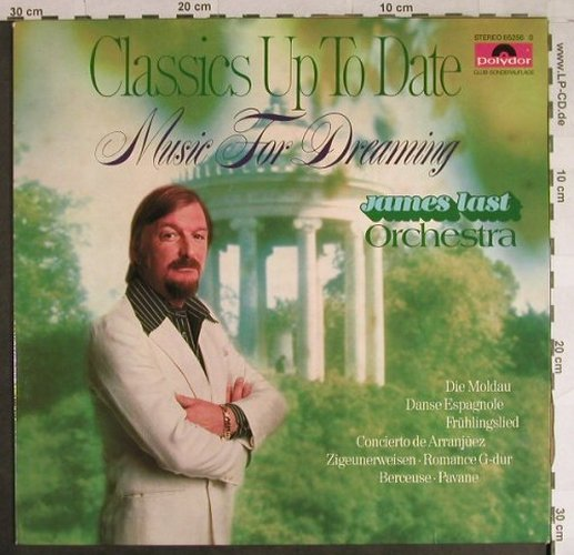 Last,James: Classics Up To Date, DSC, Polydor(65256 0), D, 1975 - LP - H925 - 5,50 Euro