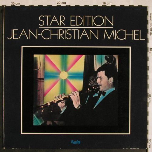 Michel,Jean-Christian: Star Edition, Foc, Barclay(0086.018), D, 1970 - 2LP - X1068 - 7,50 Euro