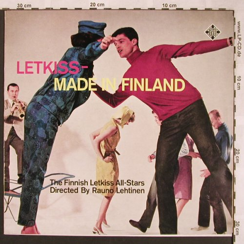 Letkiss: Made in Finland, Telefunken(SLE 14370-P), D,  - LP - X1685 - 20,00 Euro