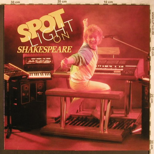 Shakespeare,Mark: Spot Light on, Grosvenor(GRS.1191), UK,  - LP - X4911 - 7,50 Euro