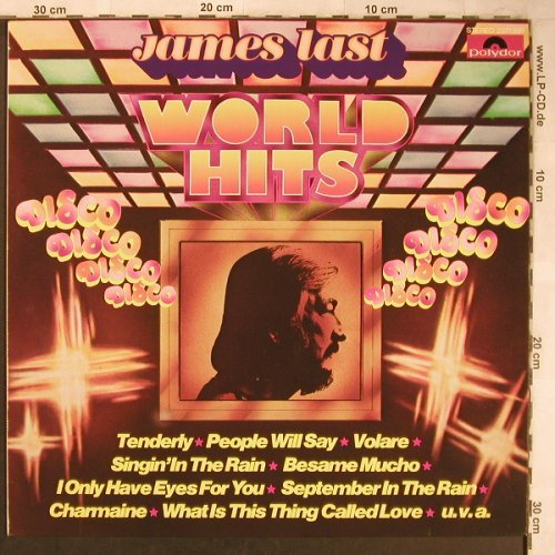 Last,James: World Hits (Disco), Polydor(2371 891), D, 1978 - LP - X4990 - 6,00 Euro