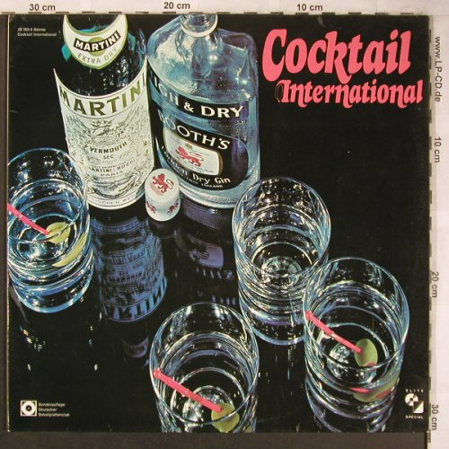 Alzner,Claudius: Cocktail International, Foc, DSC(28 163-4), D,  - 2LP - X5029 - 9,00 Euro