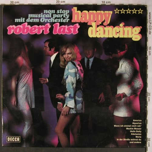 Last,Robert: Happy Dancing, Decca(SLK 16 627-P), D,  - LP - X5378 - 6,00 Euro